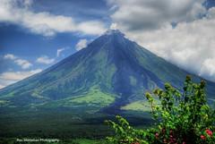 mayon volcano (Rex Montalban Photography) Tags: philippines mayonvolcano
