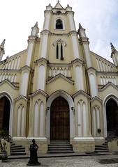 "La Havane: l'église du Santo Angèl Cutodio <a style=""margin-left:10px; font-size:0.8em;"" href=""http://www.flickr.com/photos/127723101@N04/25426727435/"" target=""_blank"">@flickr</a>"