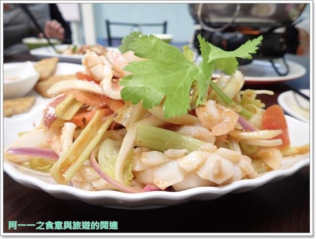 三芝.北海岸美食.泰緬小棧.南洋料理.聚餐.平價image039