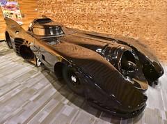 Batmobile (D70) Tags: batmobile 2016 vancouver international autoshow custommade replica based design capedcrusaders car 1989 batman film starring michael keaton inexplore