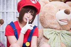 P75_013 (ms09Dom) Tags: cosplay コスプレ マリオ 五木あきら itsukiakira studioazure