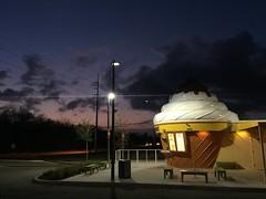 Twistee Treat (traveling around) Tags: night cone dusk sundae twisteetreat 106366