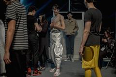 (Yinlan Lu) Tags: portrait fashion 50mm model shanghai modeling snap shadowplay backstage fashionshow sonyimage icollectlight sonya7 shanghaifashionweek