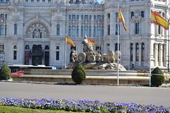 Ayuntamiento de Madrid (Emilio J. Rodrguez-Posada) Tags: madrid fuente marzo cibeles ayuntamiento 2016 ayuntamientodemadrid