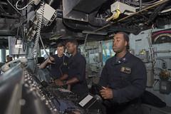 160319-N-DQ503-115 (NavyOutreach) Tags: ocean chicago navy sailors roosevelt atlantic destroyer taylor roger atlanticocean uss byrd comptuex ussroosevelt illinoi ddg80 elberg dq503