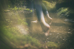Taking Back Your Wonderland (tayler.mcclellan) Tags: life green feet home grass female analog creek canon vintage germany wonder outside outdoors ginger fly amazing heaven outdoor doubleexposure feminine magic feel meadow free hike trail mystical taking wonderland aliceinwonderland takingback flyphoto flyphotography 7dmk2 flyreno flyphotographyreno