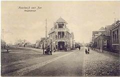 1100 - PC Noordwijk ZH (Steenvoorde Leen - 2.1 ml views) Tags: history strand boulevard postcards noordwijk kust ansichtkaart noordwijkaanzee badplaats oldcards oudnoordwijk