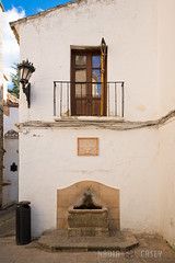 Small Fountain - Ronda, Spain (N+C Photo) Tags: world life old travel viaje houses espaa white holiday history tourism blanco architecture rural photography town photo spain arquitectura nikon europe mediterranean village image earth explorer pueblo culture medieval andalucia best architectural historic adventure explore southern spanish ronda vida civilization mundial nikkor dslr andalusia visual casas malaga vacaciones mundo learn architectuur global iberia discover aventura espaol d800 tierra andaluz reconquista 1635f40