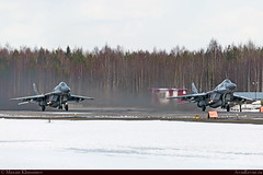8Z3A7683-cr (maximkhusainovm) Tags: camera digital plane canon airplane flying photo airport force russia aircraft aviation air airplanes wing jet sigma spot landing planes machines spotting airliner airfield revue avia photocamera mig29 spotter airjet aircompany planespot aviaphoto aviarevue
