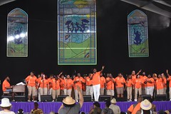 Jazz Fest - Tyronne Foster & the Arc Singers