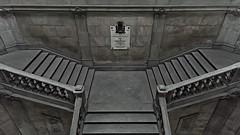 Simetra en el Palacio de la Bolsa  / Simetria no Palcio da Bolsa / Symmetry in Stock Exchange Palace (Oporto, Porto, Portugal) (Antonio Lpez-Torres Snchez) Tags: portugal architecture arquitectura sony porto oporto palciodabolsa a6000 stockexchangepalace palaciodelabolsa ilce6000 samyang12mmncscs libisosanorum