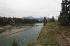 The Bow river Seebee Alberta Canada (davebloggs007) Tags: canada river path trail alberta bow the seebee