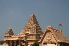 Chattarpur Mandir (VinayakH) Tags: india religious temple delhi hindu hinduism chattarpur katyayani