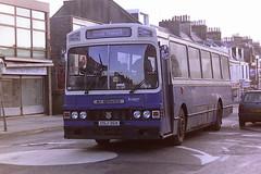 A.1. SERVICE, McKINNON OSJ36X (bobbyblack51) Tags: all tiger transport service a1 1994 irvine types vanguard leyland stringer wadham mckinnon of osj36x