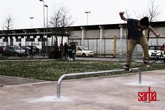 Skate Park Moglia (MN) (Sarba Spa) Tags: ramp tube skatepark skate mantova skateboard trave rampa moglia sarba