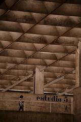 Estúdio 5 (Vitor Nisida) Tags: arquitetura architecture sãopaulo sampa sp fau modernismo artigas brutalismo fauusp vilanovaartigas archshot