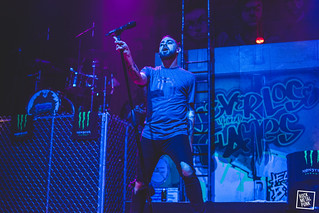28-03-16 // Issues at House Of Blues Houston // Shot by Elizabeth Rae