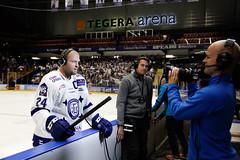 Jonas Frgren 2015-08-22 (Michael Erhardsson) Tags: hockey tv media arena if jonas derby lif 2015 kapten leksand ishockey premir leksands duellen tegera lagkapten hemmapremir gvledala frgren 20150822