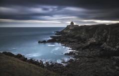 Dark La Latte (Breizh) (Mathulak) Tags: blue nikon fort bretagne breizh hour d750 mystique sauvage kastel fortlalatte kastellkrev