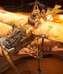 _D808740 (Drumsara) Tags: newzealand aircraft flyingcircus planes ww2 pilots airmuseum worldwar2 redbaron fokker bluemax caproni breguet biplanes eindecker ernstudet drumsara etrichtaube jasta11 siemensschuckert vonrichthofen omarka triplanes knightsofthesky aviationheritagecentre dehavillanddh4 curtissflyingboat nieuport27 pfalzd111 aircodehavilland greatwarexhibition halberstadtdiv moranesaulnierg ww1memorabilia leonehawker