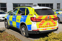 South Yorkshire Police BMW X5 Armed Response Vehicle (PFB-999) Tags: car 4x4 south yorkshire police bmw vehicle leds grilles response unit firearms armed x5 lightbar syp arv fendoffs yn15kcu