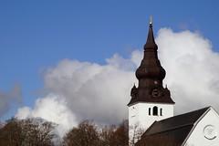 I skyn (aggeji) Tags: church fotosondag iskyn fs160424