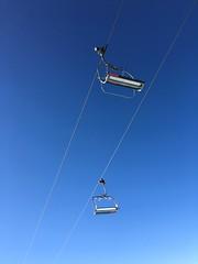 Ski Lifts (jinahadam) Tags: france chamrousse