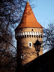 City Walls (Hythe Eye) Tags: tower poland krakow citywalls