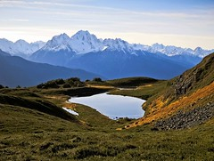 Beautiful day (CNorthExplores) Tags: lake mountains alaska sunny beautifulday explored