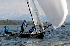 _DSF3961 (Frank Reger) Tags: bayern regatta skiff segeln segelboot 18ftammersee