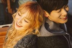 [SCAN] 160419 Genie Booklet - Wendy and Eric Nam Spring Love MV BTS Photos (redvelvetgallery) Tags: scan wendy mv redvelvet kpop springlove koreangirls smtown  kpopgirls ericnam