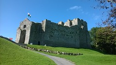 Oystermouth Castle (HJA Pics) Tags: castle southwales architecture gower mumbles fortification historicbuilding oystermouthcastle