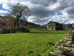 Fields & Barn (Marc Sayce) Tags: park lake barn district national cumbria fields ambleside