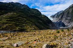 Franz Josef Glacier - 10 (coopertje) Tags: newzealand glacier franzjosefglacier southisland nieuwzeeland gletsjer