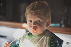 Sushi Sixten (Akapov Photography) Tags: food beautiful kids sushi kid amazing hilarious toddler funny adorable nephew cutest dulce reaction sobrino