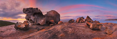 Granite chunks (Dylan Toh) Tags: landscape photography dawn photographer australia australianlandscape southaustralia kangarooisland remarkablerocks everlook flinderschasenationalpark