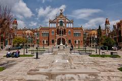 _F0A7268-Editar.jpg (Kico Lopez) Tags: barcelona spain arquitectura modernismo santpau archi barna lluísdomènechimontaner
