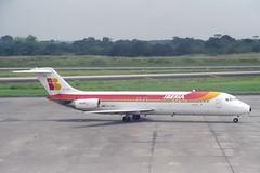 EC-BQV Douglas DC-9-32 Iberia (pslg05896) Tags: douglas iberia dc9 pty mpto ecbqv panamacitytocumeninternationalairport