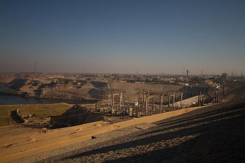 Aswan Dam power supplies