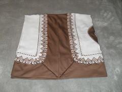 Fralda de ombro com bolso para chupeta (Magia dos Fios) Tags: maternidade ombro fralda enxovalparabeb fraldadeombro bebcriana fraldadeombrocombolsoparachupeta