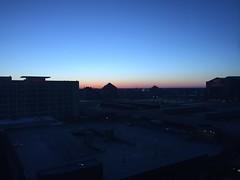 Indianapolis sunrise (The West End) Tags: indianapolis nfl indiana afc footballstadiums americanfootballconference