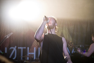Shvpes @ The Institute // Shot by Carl Battams