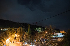 (Psinthos.Net) Tags: road bridge school trees houses winter sky mountain playground spring nightlights january chapel nightsky mountainside planetrees railings shrubs pinetrees starts antennas cypresstree constelation wetroad stnicolas agiosnikolaos basicschool    vrisi  agiosnikolas psinthos                      cypesstrees         vrisiarea psinthosschool   vrisipsinthos