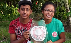 Making a Difference in Suriname (YES Programs) Tags: environment suriname volunteerism yes13