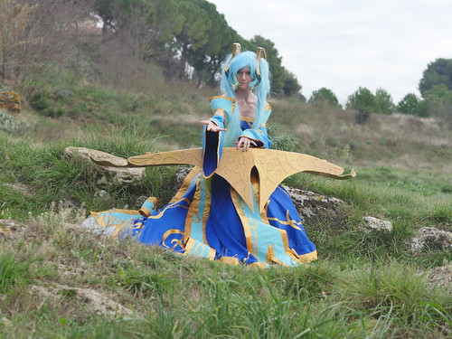 Shooting Sona - League of Legends - Miramas Le Vieux - 2015-12-27- P1260491