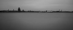DSCF9305-2.jpg (Jmlaw86) Tags: longexposure travel blackandwhite bw monochrome liverpool fuji fujifilm albertdock x100 mannisland x100s