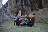 Gruppo escursionisti Abbazia e Gole di Fara San Martino - Majella - Abruzzo - Italy
