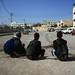 CVT.Boys on curb in Amman, Jordan