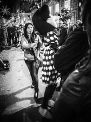 where_are_you going, minnie (Gaetano Serio) Tags: christmas new blackwhite day year streetphotography olympus palermo biancoenero omd lightroom olympusomdem5 omdem5 sigma19mm gaetanoserio