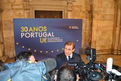 30 anos da integração de Portugal nas Comunidade